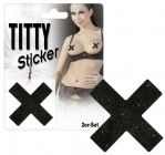 Titty Sticker X Schwarz